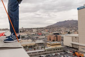 Over the Edge El Paso Texas