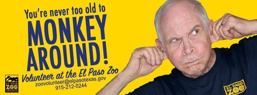 El Paso Zoological Volunteer